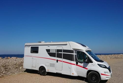 Wohnmobil mieten in Enger von privat | Sunlight Fips
