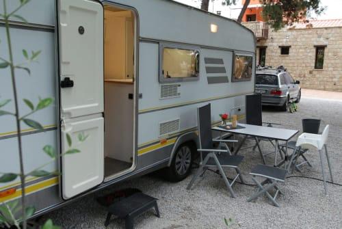 Wohnmobil mieten in Stephanskirchen von privat | Eriba Emma for Family