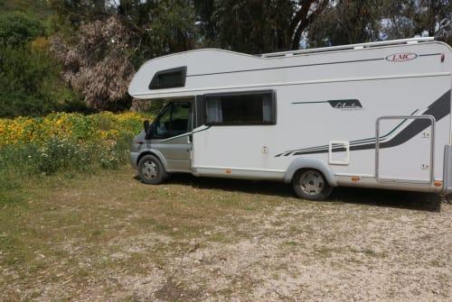 Wohnmobil mieten in Seckach von privat | LMC Alf