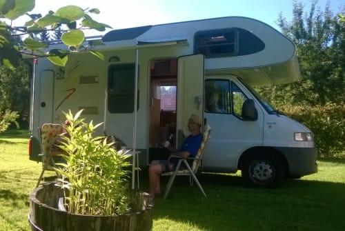 Wohnmobil mieten in Neuried von privat | Fiat Toni