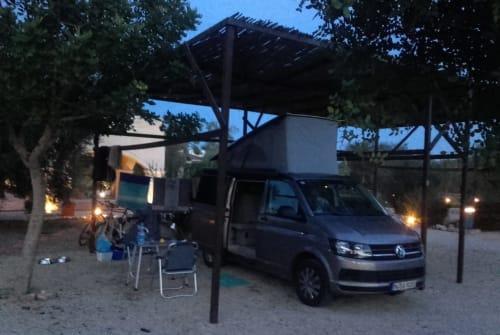 Wohnmobil mieten in München von privat | VW T6 California Coast Coco