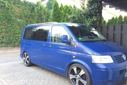 Wohnmobil mieten in Neumarkt i. d. OPf. von privat | VW Blue Box