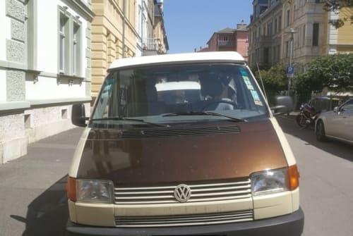 Wohnmobil mieten in Weimar von privat | Volkswagen Armin