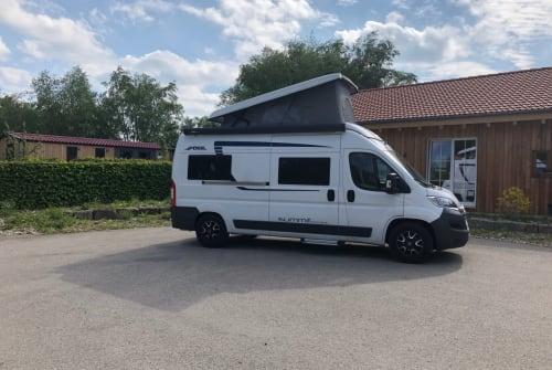 Wohnmobil mieten in Erkheim von privat | Pössl Funmobil