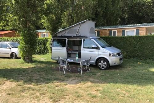 Wohnmobil mieten in Aachen von privat | Volkswagen T5 Sonnenschein