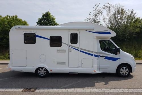 Wohnmobil mieten in Buchloe von privat   ahorn ACT 690 Plus