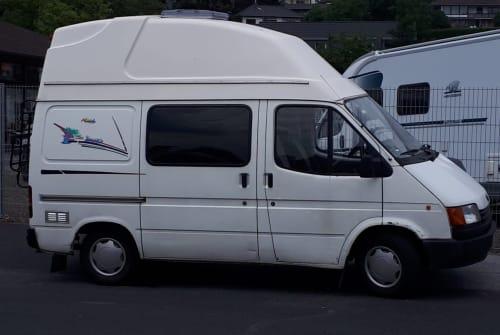 Wohnmobil mieten in Leverkusen von privat | Ford Sommerrresidenz