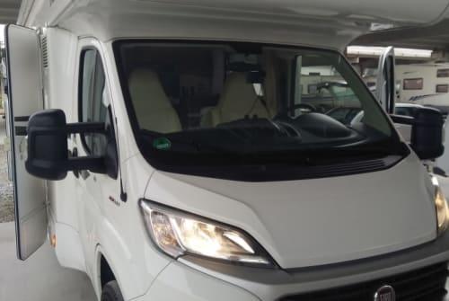 Wohnmobil mieten in Bad Tölz von privat   XGO SANDIK Automati