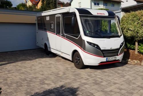 Wohnmobil mieten in Haßfurt von privat | Dethleffs Globebus