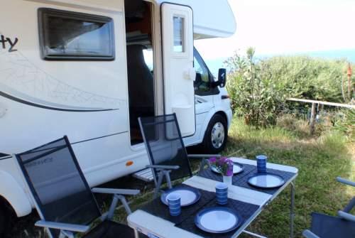 Wohnmobil mieten in Bulzi von privat   LMC La Sarda