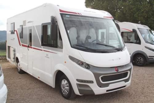 Wohnmobil mieten in Mindelheim von privat   Roller Team KRONOS