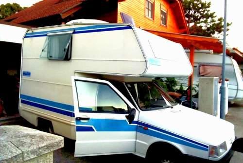 Wohnmobil mieten in Guntramsdorf von privat | Fiat Daisy