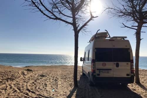 Wohnmobil mieten in Faro von privat | Fiat Ducato L4H2 Matteo SurfVAN