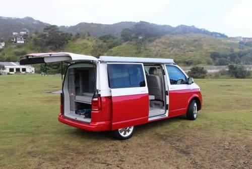 Wohnmobil mieten in Schagerbrug von privat   VW California Ocean T6 DSG VW California