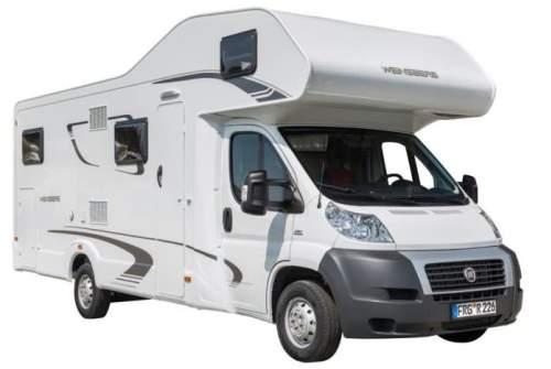 Wohnmobil mieten in Burghausen von privat | Weinsberg Oscar