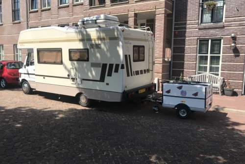 Wohnmobil mieten in Heemskerk von privat | mercedes Betsie