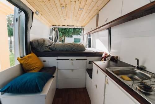 Wohnmobil mieten in Gilgenberg am Weilhart von privat | Citroen Sunday the Van
