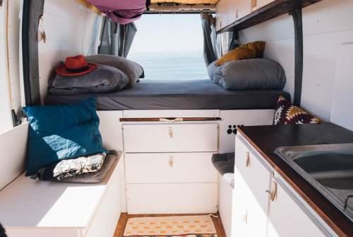 Wohnmobil mieten in Salzburg von privat | Citroen Sunday the Van