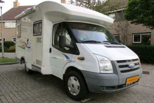 Wohnmobil mieten in Heerjansdam von privat | Ford Camper