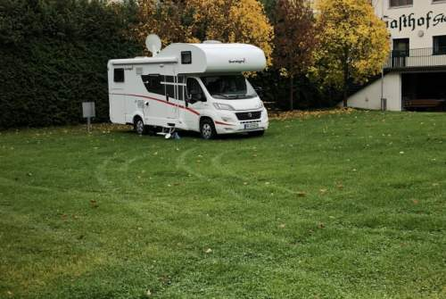 Wohnmobil mieten in Kreis Iserlohn von privat | Sunlight Franz