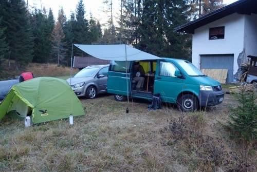 Wohnmobil mieten in Linz von privat | VW Helga