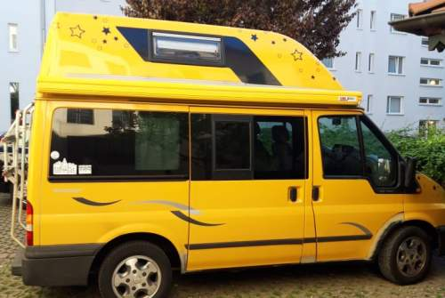 Wohnmobil mieten in Berlin von privat   Ford WILLI