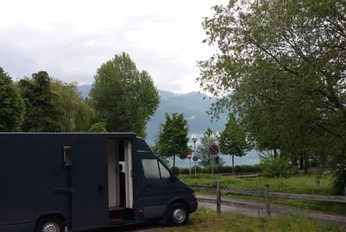 Wohnmobil mieten in Tiefenbach von privat | Mercedes 308 CDI Der Dicke Ferdl