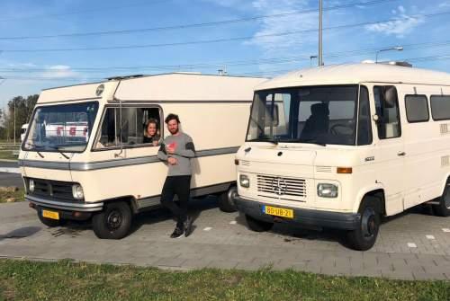 Wohnmobil mieten in Amsterdam von privat   Hymer Camperfest #3