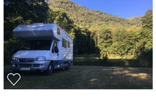 Wohnmobil mieten in Nesse-Apfelstädt von privat   Fiat DUCATO RENATE