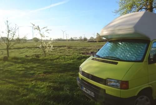 Wohnmobil mieten in Berlin von privat   VW Der Bulli