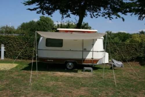 Wohnmobil mieten in Neuenkirchen von privat   Eriba Mandy
