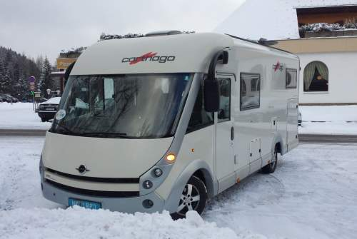 Wohnmobil mieten in Theresienfeld von privat | Fiat Carthago
