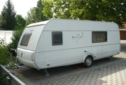 Wohnmobil mieten in Zetterei von privat | Tabbert Luxuscamper Tabbert da Vinci