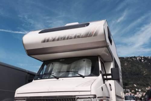 Wohnmobil mieten in Zahara von privat | Fiat Helmut