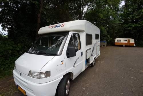 Wohnmobil mieten in Delft von privat | Fiat Ducato Tibsfun