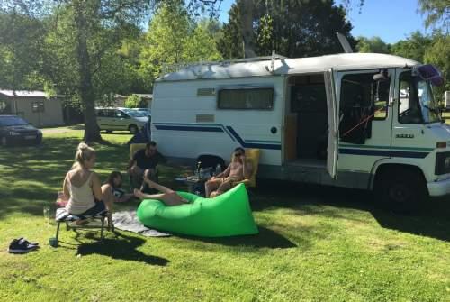 Wohnmobil mieten in Amsterdam von privat | Mercedes-Benz CamperFest #1
