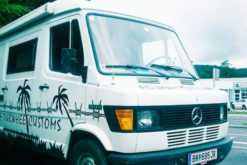 Wohnmobil mieten in Guntramsdorf von privat | Mercedes-Benz Donald