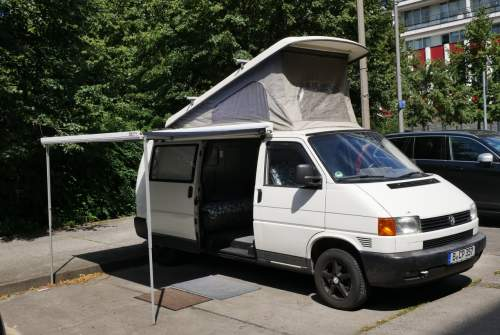 Wohnmobil mieten in Berlin von privat   Volkswagen Mr. Bulli