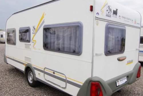 Wohnmobil mieten in Mattighofen von privat | Knaus  Südwind