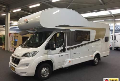 Wohnmobil mieten in Dronryp von privat | Ford Carado
