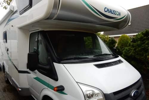 Wohnmobil mieten in Dronryp von privat | CHAUSSON CHAUSSON