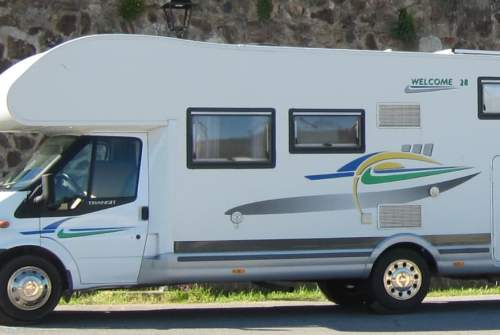 Wohnmobil mieten in Faro von privat | Chausson Kuschli