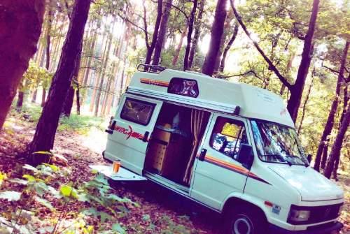 Wohnmobil mieten in Wien von privat | Fiat Mercury