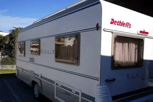 Wohnmobil mieten in Radenthein von privat | Dethleffs Jolo