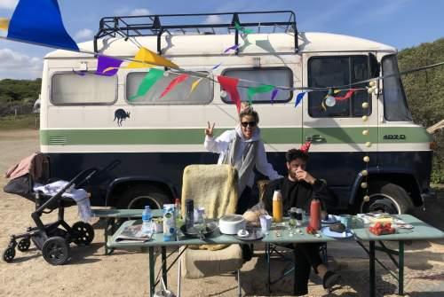 Wohnmobil mieten in Amsterdam von privat   Mercedes Benz CamperFest #2