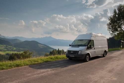 Wohnmobil mieten in Vöcklabruck von privat | Ford Der Tord